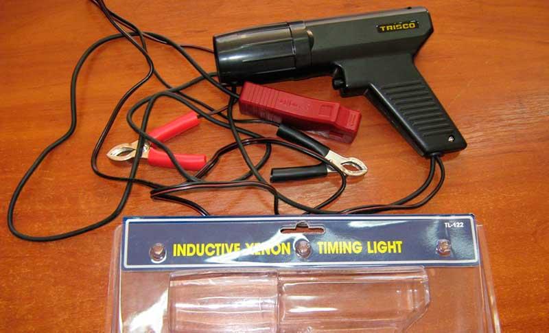 Выставление зажигания на моделях 2108, 2109 и 21099