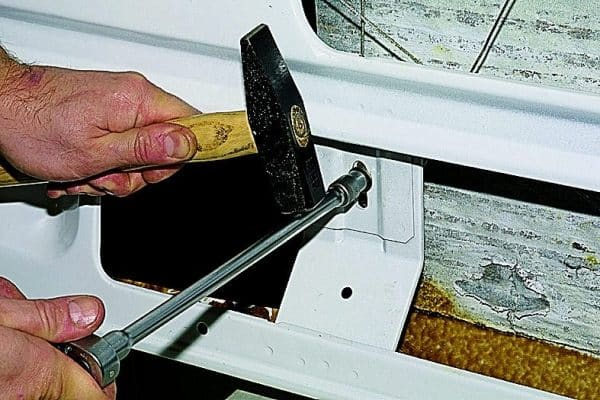 Как заменить стеклоподъёмники на ВАЗ 2107 и 2105