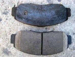 Сравнение тормозных колодок