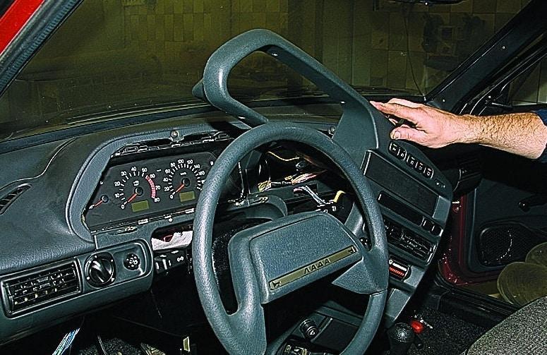 Торпеда ВАЗ 2114